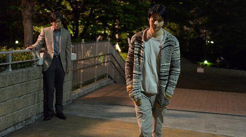 向井理さんも 悪役でしたけど ユちゃんも こういうのやりたいって 言ってたなぁ・・と 思い出しました。