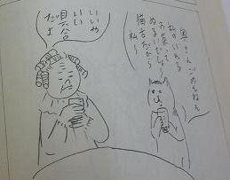 ハンバ宿のおばさん(トメさんの友達).JPG